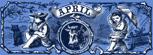 Horoscope for April 2014