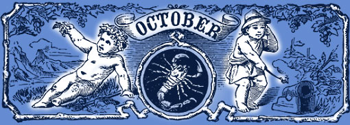 Horoscope for October 2012