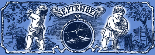 Horoscope for September 2013